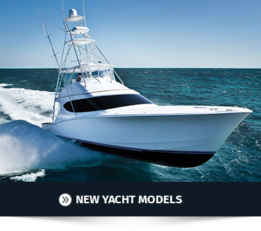 New Yacht Models